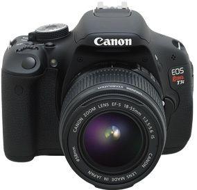 Canon eos T3i san isidro computer